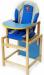 Цены на Вилт Стульчик для кормления Вилт Кузя Синий СТД0508 ВИЛТ Стул - стол для кормления КУЗЯ Стол - стул послужит Вам хорошим помощником не только при кормлении ребёнка,   но и для развития игровых способностей Вашего малыша. При использовании стульчика для кормлени