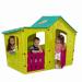 """Цены на Keter Игровой домик Keter """" Волшебная вилла""""  Зелено - бирюзовая 17190655 Keter Magic Villa  -  идеальное место для игр вашего малыша. Благодаря упрочненному гигиеничному пластику из современных материалов яркой расцветки,   этот домик станет украшением"""