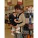 """Цены на Globex Рюкзак - кенгуру Globex Панда 5303 Рюкзак кенгуру """" Панда""""  для детей в возрасте от 2 - х до 8 - ми месяцев,   весом 3 - 9 кг. Особенности:  - Жесткая спинка.  - Регулируемые наплечные ремни с набивкой.  - Съемный защитный козырек.  - Съемный нагрудник - слюня"""