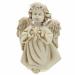 Цены на Фигура декоративная Ангелочек со звездочкой (цвет антик),   L11W8H15 cм