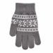 """Цены на Перчатки """" Toppo""""  со снежинками,   серые Эти стильные серые перчатки  -  необходимая вещь в гардеробе ребенка. Перчатки можно носить с любой курткой или даже шубкой. Изделие подарит тепло ручкам ребенка даже во время длительных прогулок в прохладную"""