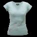 Цены на Bear & Bunny Одежда Женская Bear & Bunny,   Футболка с вырезом на груди Ж14/ 1,   Ментоловый