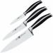 Цены на Zwilling J.A. Henckels Подарочный набор кухонных ножей,   3 предмета,   сталь Zwilling с криозакалкой Friodur/ ацетальная смола,   черный нож для овощей (30340 - 101),   длина лезвия 10 см.