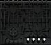 Цены на Kuppersberg Kuppersberg TG 69 B Газовая варочная поверхность,   закаленное стекло,   ширина 60 см,   4 газовые конфорки,   1 конфорка повышенной мощности,   автоподжиг,   газ - контроль,   чугунные решетки,   цвет черный / передний край скошенный
