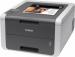 Цены на Brother HL - 3140CW (белый) Brother HL - 3140CW (белый) Светодиодный принтер Brother HL - 3140CW намного меньше лазерных аналогов,   но имеет аналогичные показатели производительности – до 18 листов в минуту как в монохромном,   так и в цветном режиме. Кроме того,