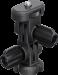 Цены на Sony VCT - AMK1 (черный) Sony VCT - AMK1 (черный) Крепление Sony VCT - AMK1  -  верный спутник при работе с Action Cam! Сверхлегкая конструкция весом всего 54 грамма и возможность крепления аксессуара на каркас или присоску (приобретаются отдельно) позволяют наде