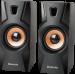 Цены на Defender Колонки Defender Aurora S8 2.0 Black 2x4 Вт,   70 - 20000 Гц,   mini Jack,   USB 65408 Тип: Акустическая система 2.0