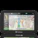 Цены на Prestigio Prestigio GeoVision 5055 Автомобильный навигатор Prestigio GeoVision 5055 с предустановленными картами от Навител,   5 - дюймовым сенсорным дисплеем,   маршрутным компьютером и предупреждением о камерах сделает поездку любой длительности более комфорт