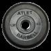 Цены на MB BARBELL 1.25 кг диск (блин) 26 мм. 1.25 Диск фирмы Барбелл Атлет для гантелей и штанг весом 1.25кг. Диск обрезиненный. Диаметр 26мм. Внутри металл,   сверху полностью покрыт резиной. Отверстие для посадки на гриф так же обрезиненное. Высочайшее качество