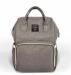 Цены на Сумка  -  рюкзак помощница для мамы Mommy Bag  -  Backpack Серый Удобный,   легкий,   прочный и вместительный рюкзак - сумка для мамы  -  полезнейший помощник для современных родителей,   который помимо своего прямого назначения имеет стильный внешний вид и удачно впиш