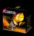 """Цены на Чай Curtis """"Orange&chocolate"""",   в пирамидках Цейлонский черный чай со вкусом шоколада и апельсина,   20 пирамидок."""
