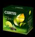 """Цены на Чай Curtis """"Fresh Mojito"""",   20 пирамидок Зеленый листовой чай с цедрой цитрусовых и ароматом мохито в пирамидках."""