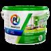Цены на Профилюкс (Profilux) Краска для стен и потолков акриловая Profilux PL -  04А глубокоматовая белая 1,  4 кг. ВД краска PL -  04А акриловая для стен и потолков белая Свойства материала Образует гладкое покрытие на стенах и потолках Обладает отличной укрывистостью