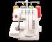 Цены на Оверлок Merrylock 005 Оверлок Merrylock 005 осуществляет 8 швейных операций. Отлично обрабатывает трикотаж,   поплин,   шелк,   ситец,   батист,   байк,   синтетику. Имеет в своем арсенале 2 - х и 4 - х ниточные строчки,   ролевой шов. Дифференциальная подача ткани обеспеч