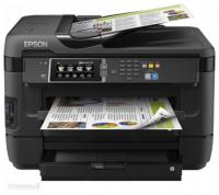 Фото Epson WorkForce WF-7620DTWF