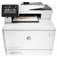 Фото HP Color LaserJet Pro MFP M477fdw