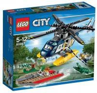 Фото LEGO City 60067 Преследование вертолетом
