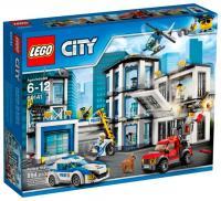 Фото LEGO City 60141 Полицейский участок