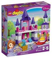 Фото LEGO Duplo 10595 Королевский Замок Софии