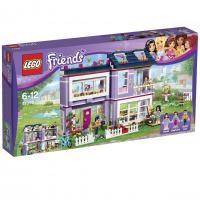 Фото LEGO Friends 41095 Дом Эммы