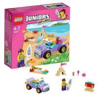 Фото LEGO Juniors 10677 Поездка на пляж
