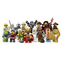 Фото LEGO Minifigures 71008 Минифигурки 13-й выпуск