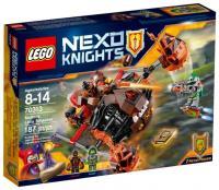 Фото LEGO Nexo Knights 70313 Лавинный разрушитель Молтора