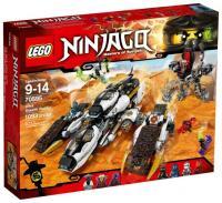 Фото LEGO Ninjago 70595 Ультра секретный рейдер