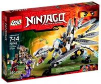 Фото LEGO Ninjago 70748 Титановый дракон