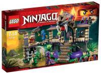 Фото LEGO Ninjago 70749 Храм клана Анакондрай