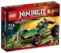 Фото LEGO Ninjago 70755 Тропический багги зелёного ниндзя