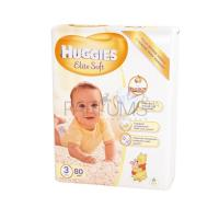 Фото Huggies Elite Soft 3 (80 шт.)
