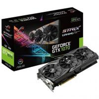 Фото ASUS GeForce GTX 1070 STRIX GAMING 8Gb (STRIX-GTX1070-8G-GAMING)