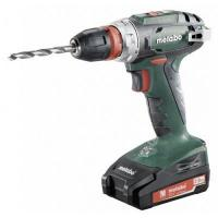Фото Metabo BS 18 Quick 2.0Ah x2 Case