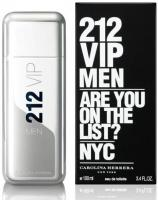 Фото Carolina Herrera 212 Vip Men EDT