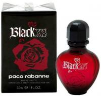 Фото Paco Rabanne Black XS For Her EDT