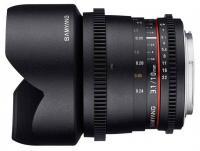 Samyang 10mm T3.1 ED AS NCS CS VDSLR Sony E