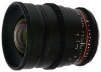 Samyang 24mm T1.5 ED AS UMC VDSLR Nikon F