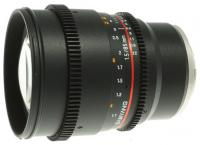 Samyang 85mm T1.5 AS IF UMC VDSLR Sony E