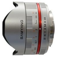 Samyang 8mm f/2.8 UMC Fish-eye II Samsung NX