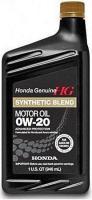 HONDA Synthetic Blend 0W-20 0.946л (087989036)