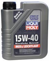Liqui Moly MoS2 Leichtlauf 15W-40 1л