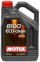 Motul 8100 Eco-clean 0W-30 5л