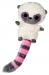 Цены на Aurora Юху и его друзья 65 - 100 Лемур Юху,   12 см Мягкая игрушка 65 - 100