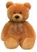 Цены на Aurora Aurora 615 - 89 Аврора Медведь коричневый cидячий,   70 см Мягкая игрушка 615 - 89