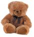 Цены на Aurora Aurora 30 - 345 Аврора Медведь коричневый с бантом,   30 см Мягкая игрушка 30 - 345