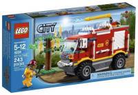 LEGO City 4208 Пожарный внедорожник