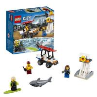 Фото LEGO City 60163 Набор для начинающих Береговая охрана