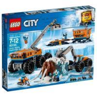 Фото LEGO City 60195 Arctic Expedition Передвижная арктическая база