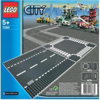 Фото LEGO City 7280 Перекресток